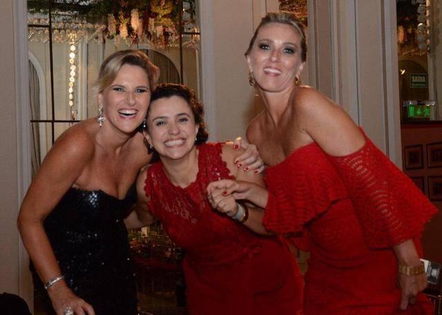Michele Brandalise, Renata Belize e Simone Ortiga