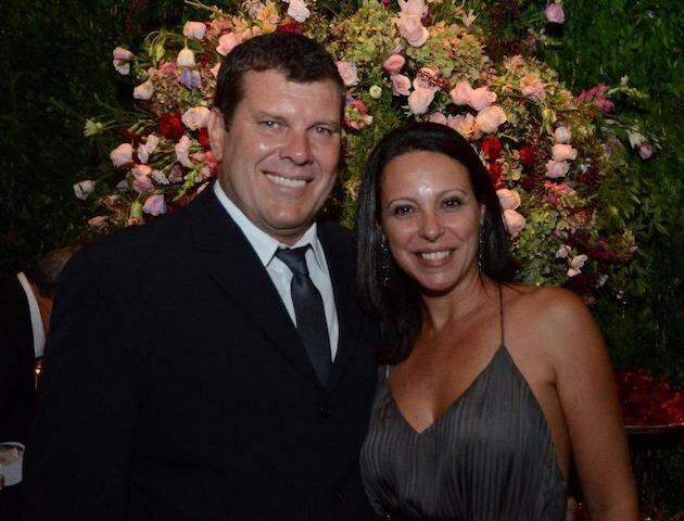Whelby Dias e Daniela Siqueiros