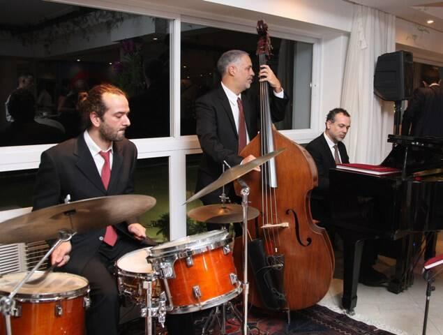 A banda de jazz