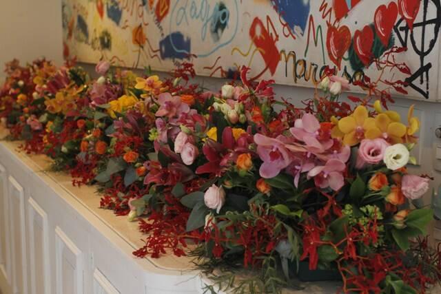 Detalhe da decoração de Nicole Tamborindeguy