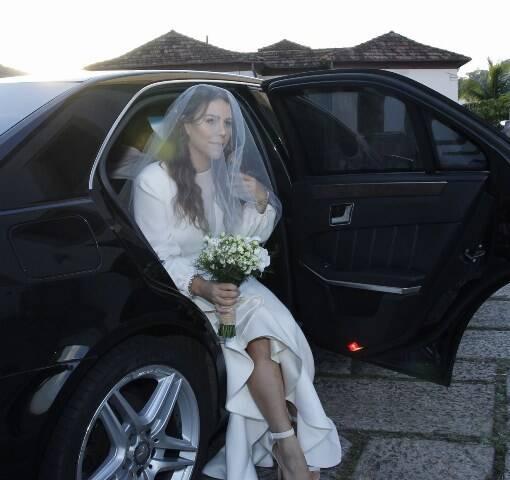 A noiva Catharina Tamborindeguy Johannpeter