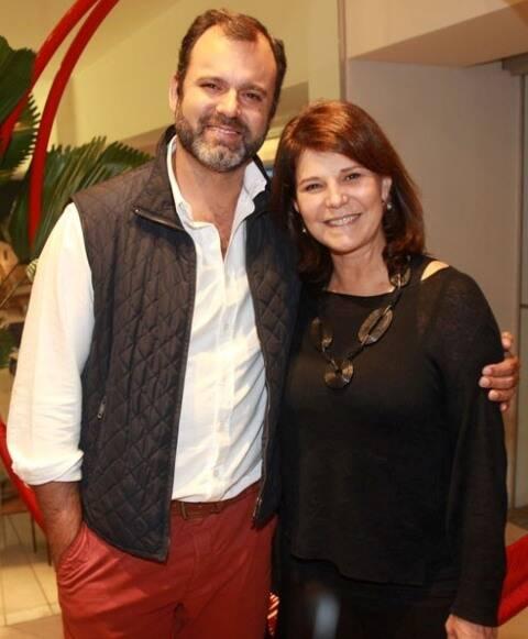 Erick Figueira de Mello e Paula Nader