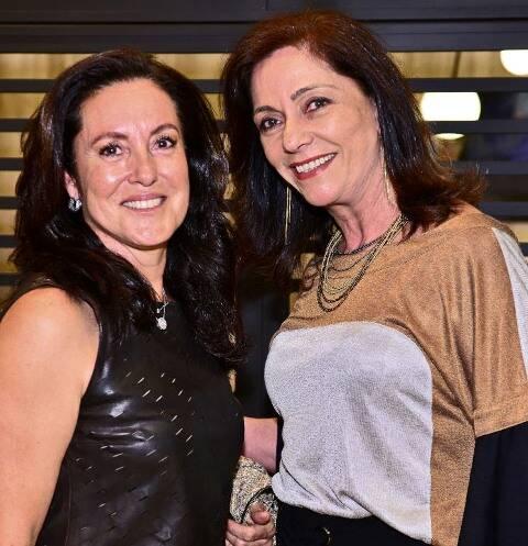 Deborah Wilcox e Beth Kalache