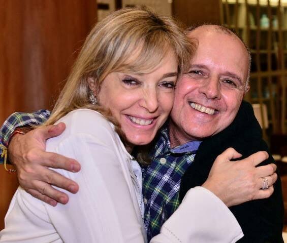 Anette Rivkind e Chico Vartulli