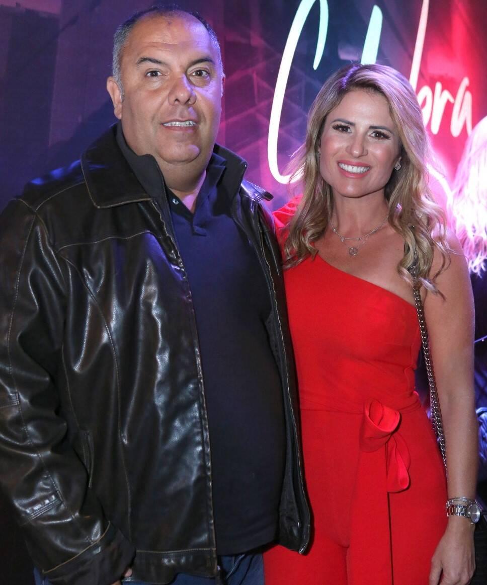 Marcos Braz e Ana Paula Barbosa /Foto: Reginaldo Teixeira/CS Eventos