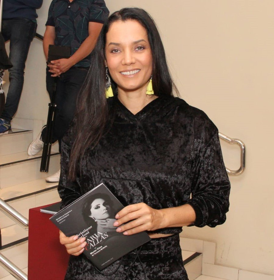 Monica Carvalho /Foto: Leandro Menezes