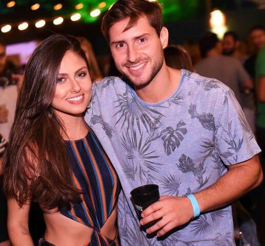 Camila Bueno e Matheus Queiroz