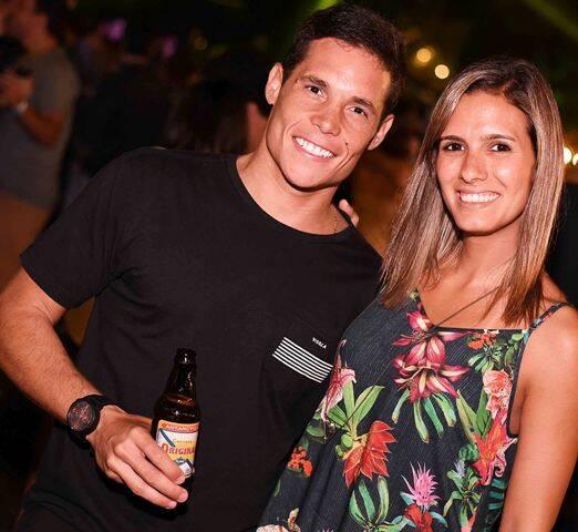 César e Giovanna Calmon