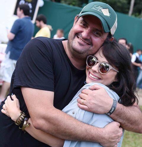 Marcelo Malta e Talita Vaccaro