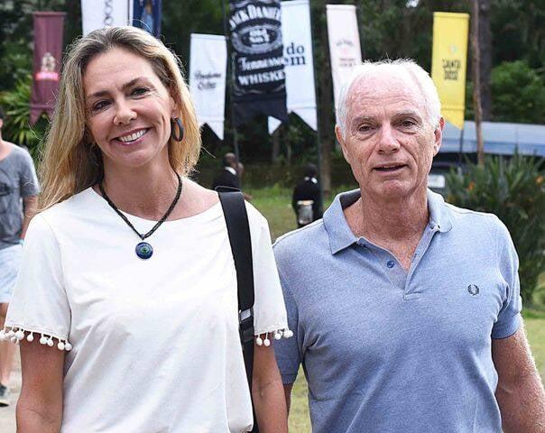 Marcia Veríssimo e Alexandre Ibitinga