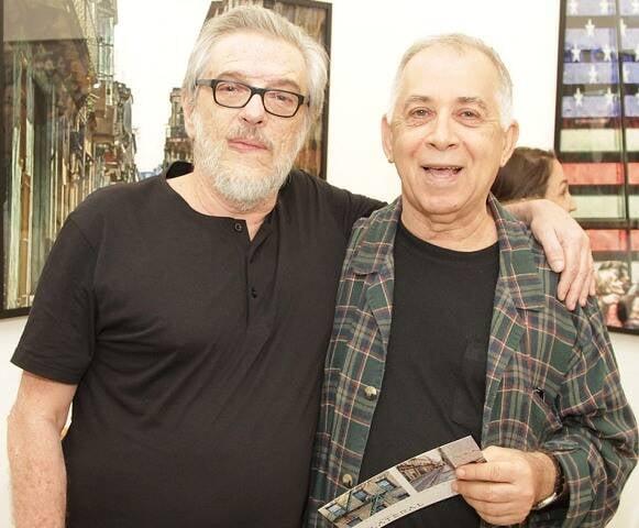 Geraldo Melo e Paulinho Lima