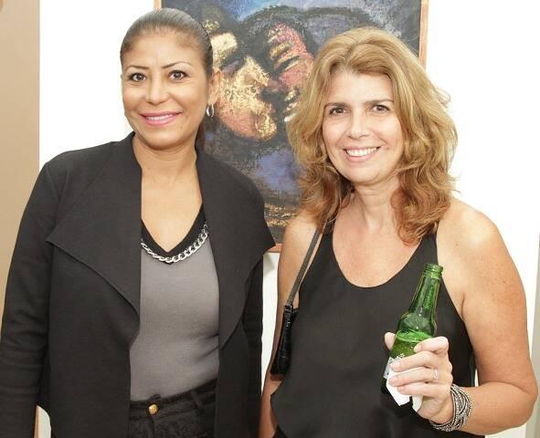 Jassy Oliveira e Isley Clare