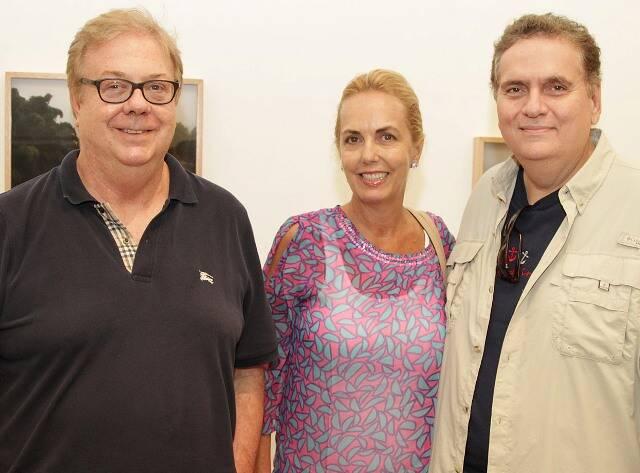 José Francisco Cruz, Beverly Marcondes e Guto Marques