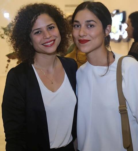 Carolina Pinton e Luiza Calmon