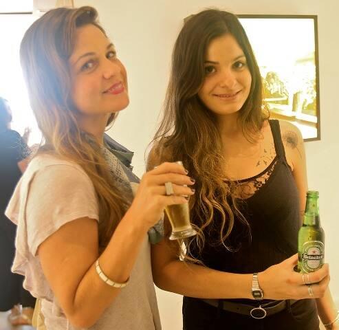 Ana Paula Alves e Juliana Franca