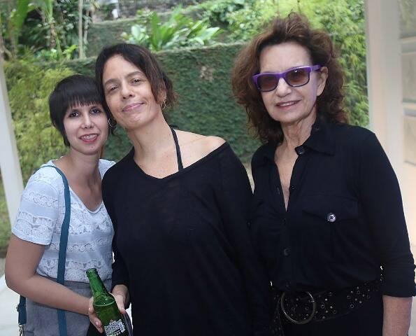 Cristina Lado, Beatriz Carneiro e Mercedes Viegas