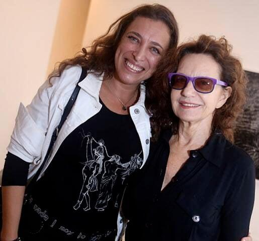 Cristina Figueiredo e Mercedes Viegas