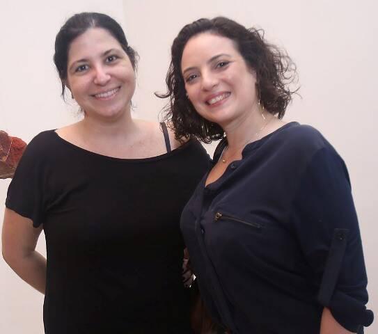 Dominique Valansi e Vanessa Fogel