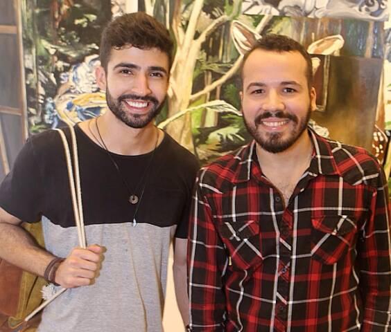 Aldo Filgueiras e Carlos Rua