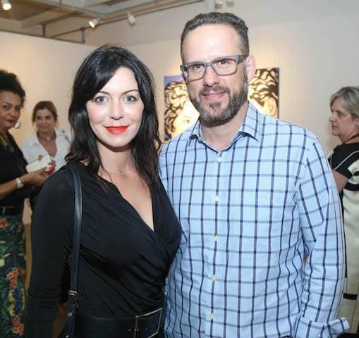 Amanda Pimenta e Daniel Amabile