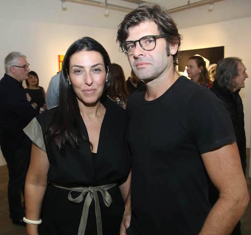 Helena Augusta e Fábio Storrer