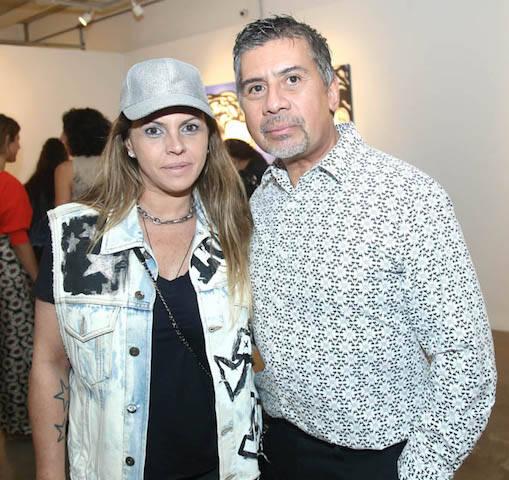 Kátia Nogueira e Beto Galvez