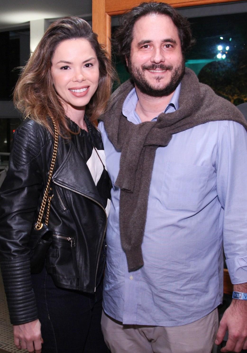 Daniela D'Antonio e Horácio Ernani - Fotos: Vera Donato