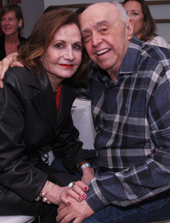 Rosamaria Murtinho e Mauro Mendonça  - Fotos: Vera Donato