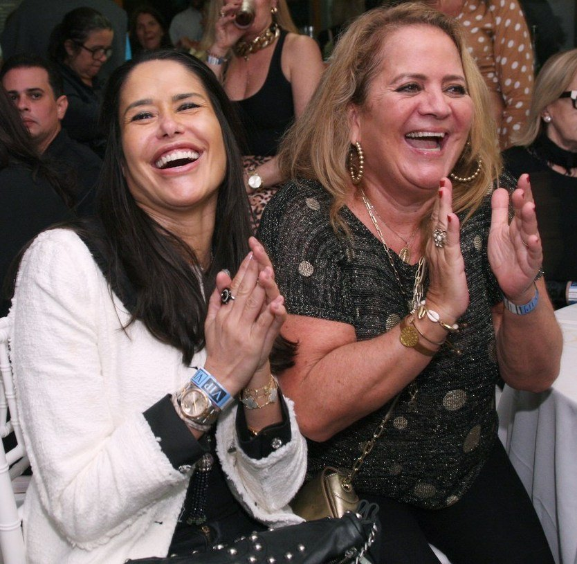 Paula Severiano Ribeiro e Renata Fraga  - Fotos: Vera Donato