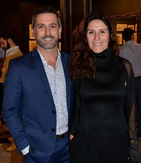 Cristian Bernardi e Francesca Picchiafuochi