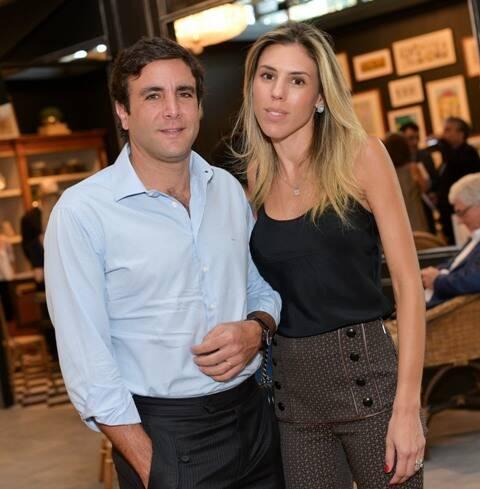 Marcelo e Mariana Murad