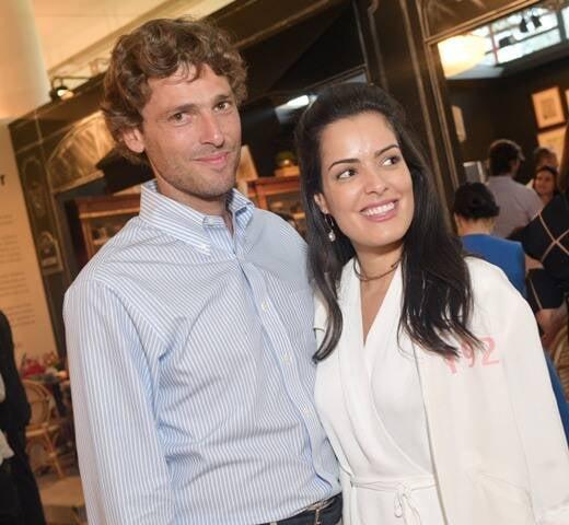 Mariah Bernardes e Antonio Maia
