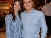 Luciana Preza e João Sal