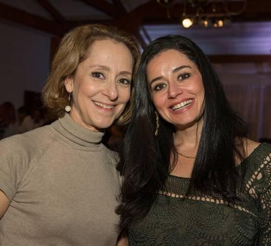 Ana Botafogo e Zulma Mercadante