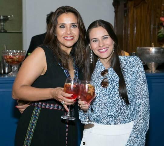 Ana Teresa Patrão e Alina Donato