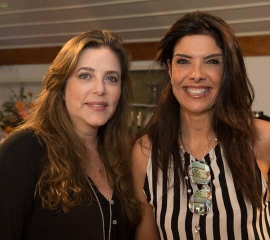 Andreia Repsold e Patrícia Brandão