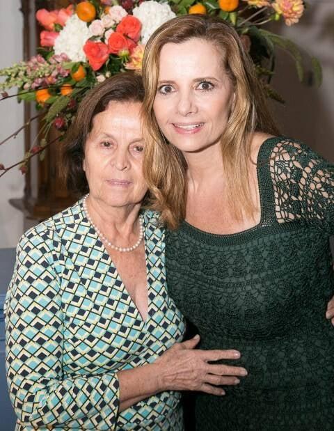 Rosa Célia e Priscila Bentes