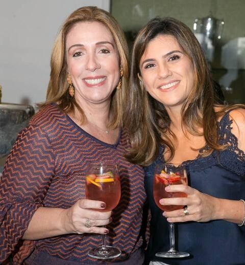 Kiki Gouvêa e Renata Domingues