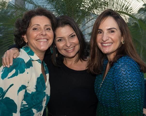 Thereza Duarte, Bel Augusta e Anna Clara Tenenbaum