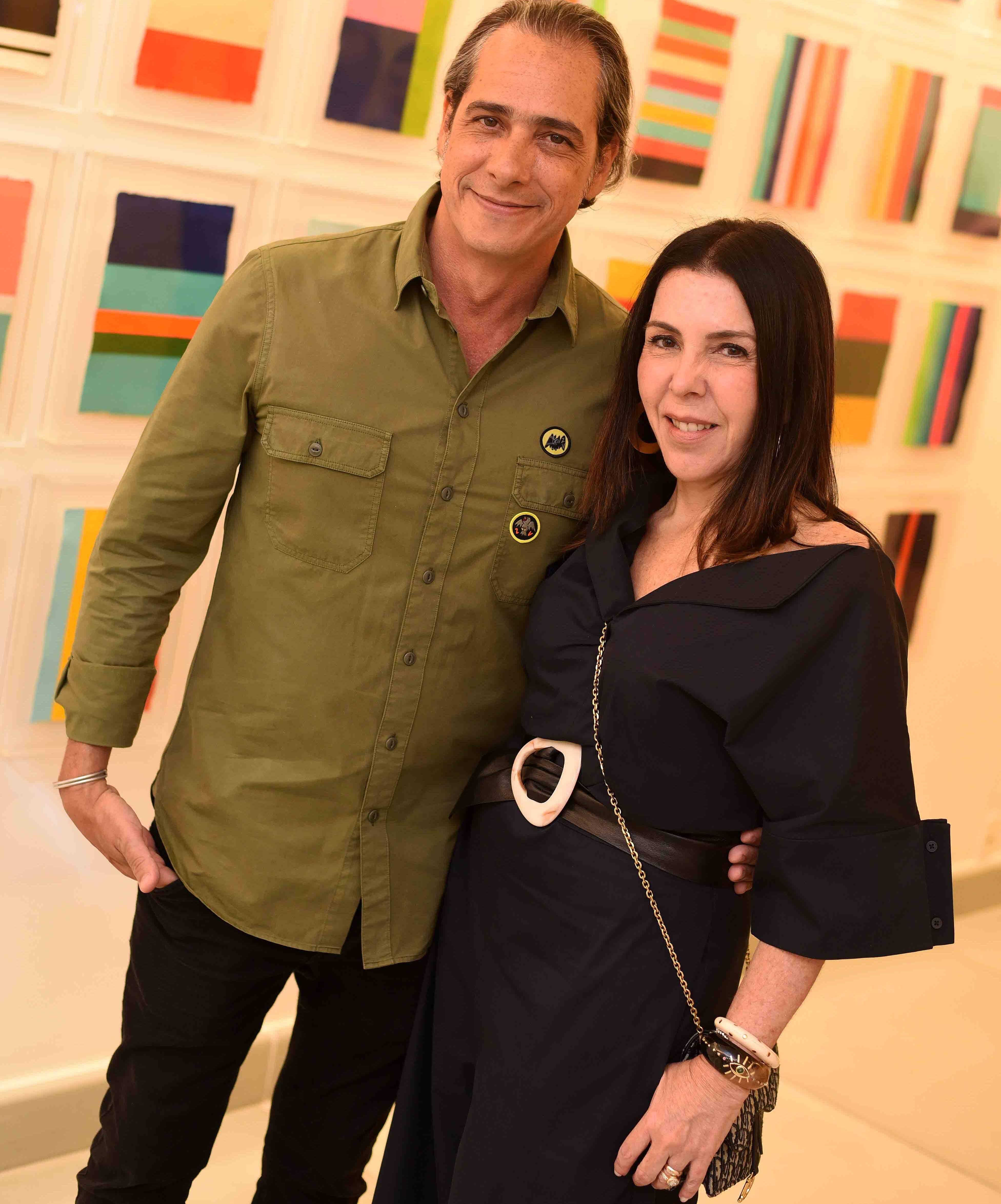 Marcelo Catalano e Paola Ribeiro   /Foto: Ari Kaye