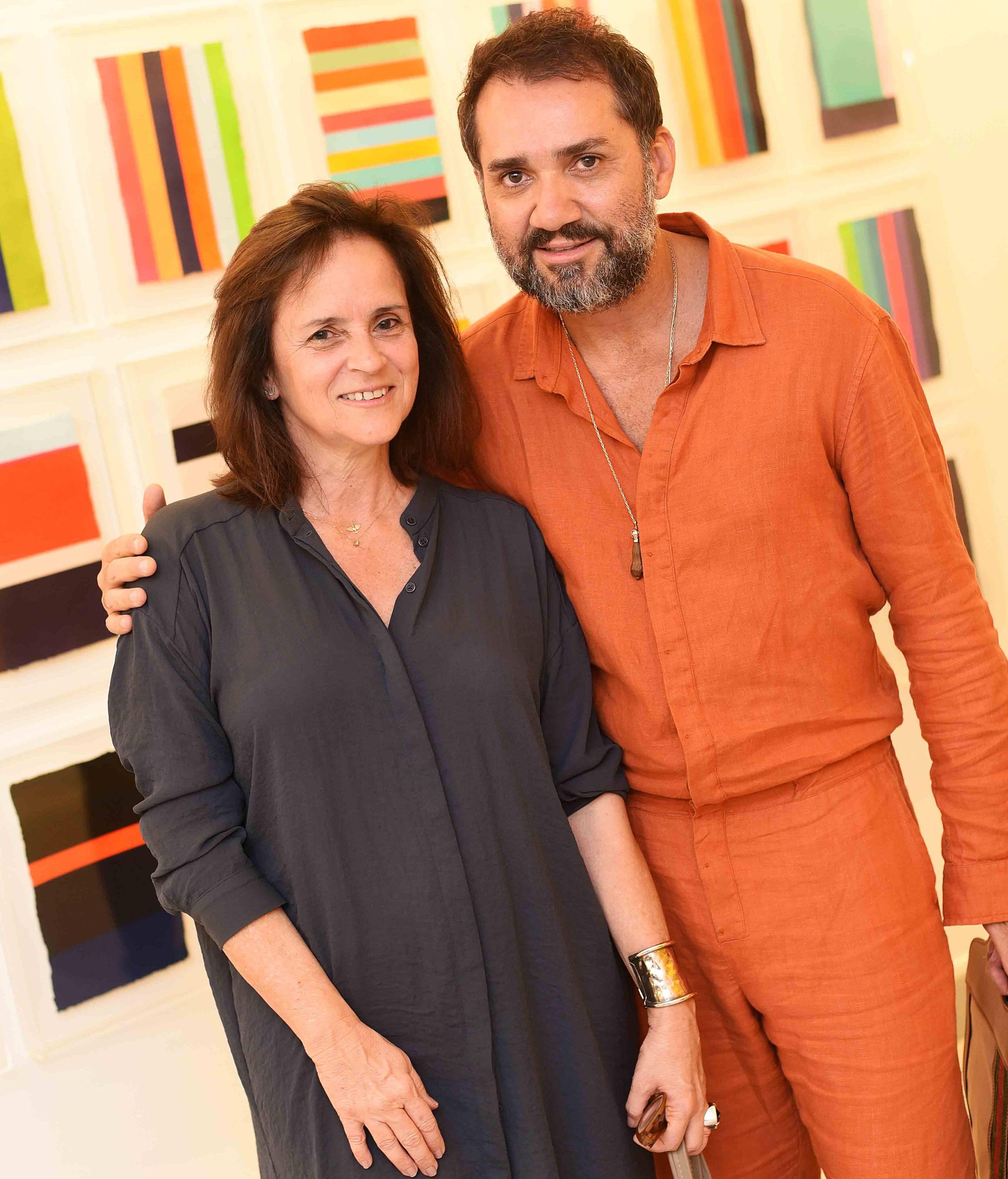 Patricia Quentel e Beto Silva  /Foto: Ari Kaye