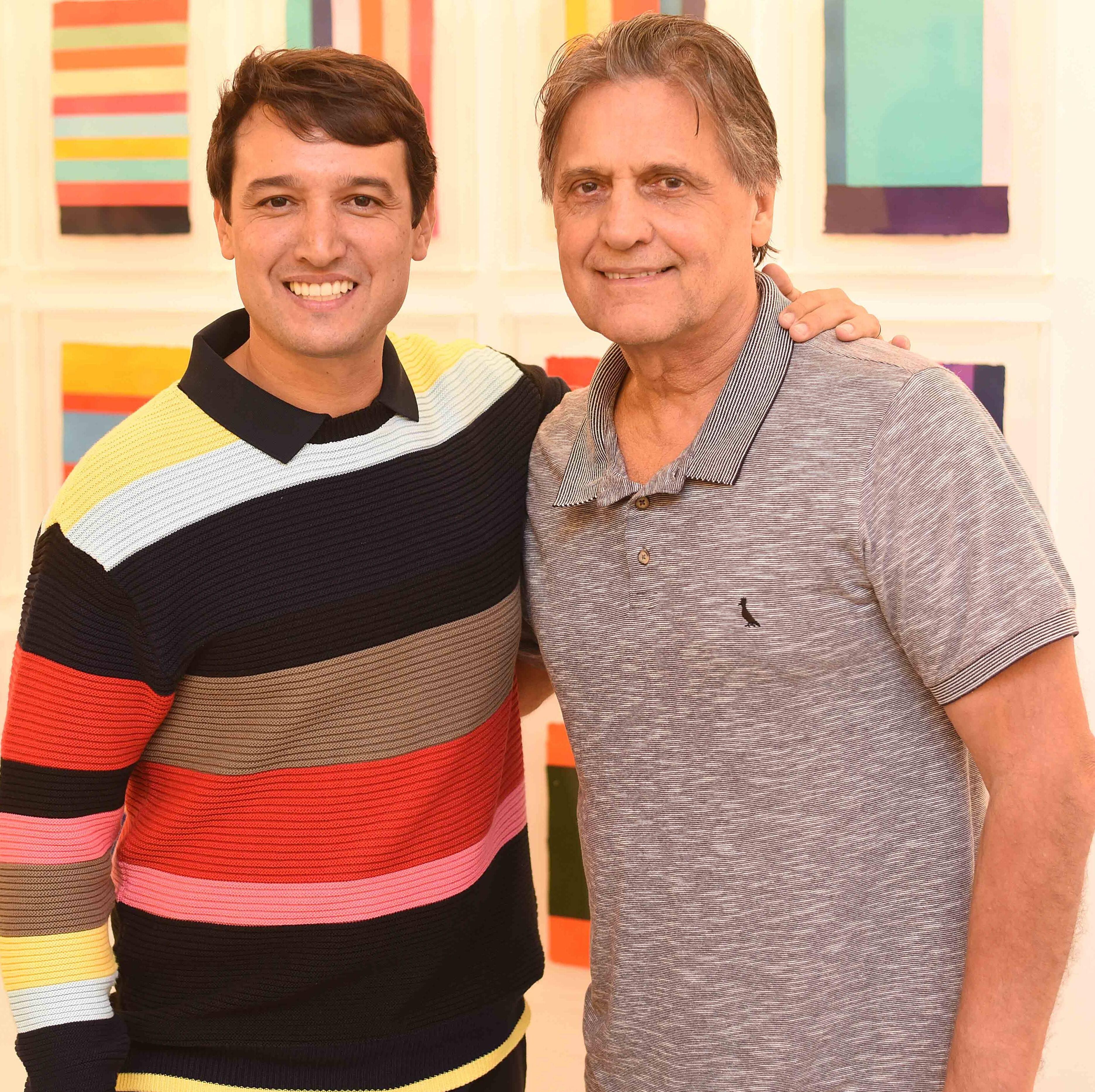 João e Paulo Sobral  /Foto: Ari Kaye