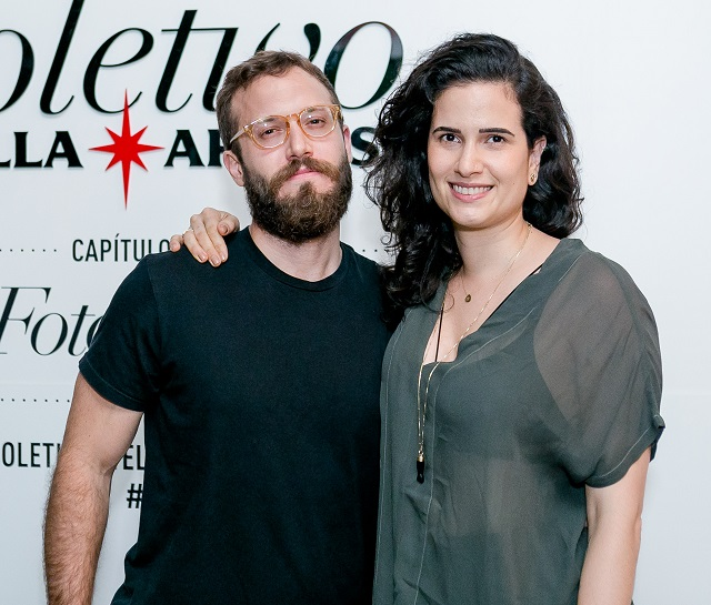 Dirceu Bezerra Neto e Juliana Murad