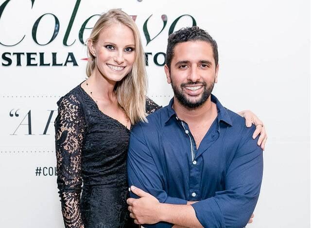 Rafaela Pereira e Gabriel Wickbold