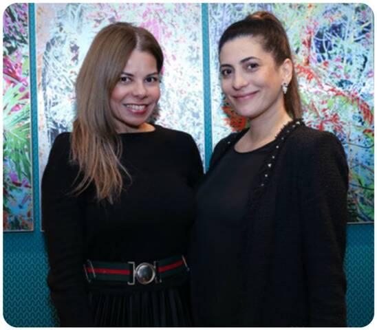 Zaida Brigido e Paula Frenchstore