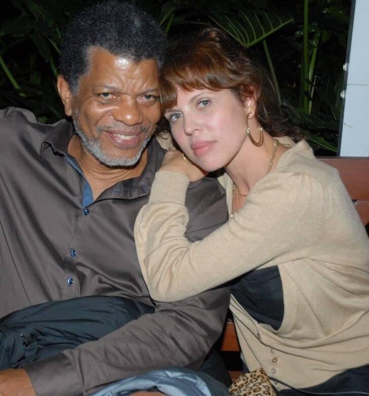 Arjan Martins e Tabitha Capaldi /Foto: Marco Rodrigues