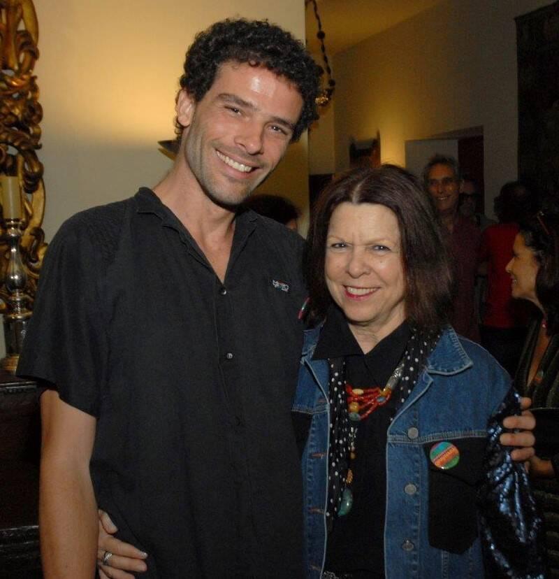 Julio Callado e Vanda Klabin  /Foto: Marco Rodrigues