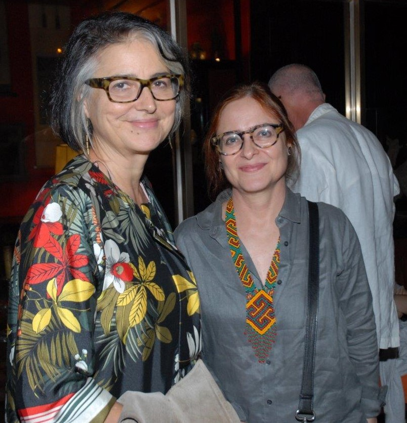Beth Jobim e Analu Cunha /Foto: Marco Rodrigues