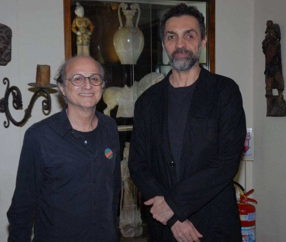 Marcio Doctors e José Damasceno /Foto: Marco Rodrigues