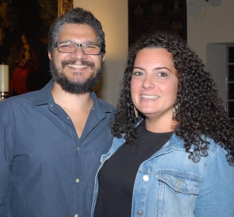 Diogo Maia e Flávia  /Foto: Marco Rodrigues
